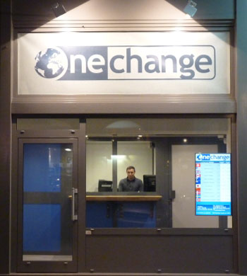 Exchange office Annecy - Location - One Change Annecy